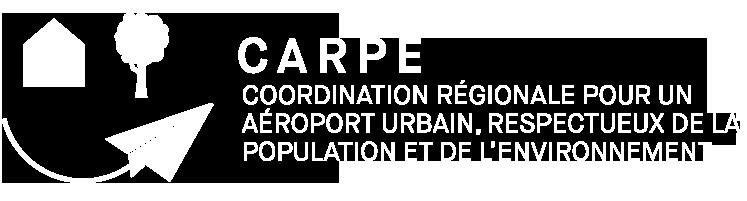 Coordination régionale pour un aéroport de Genève urbain, respectueux de l'environnement et de la population (CARPE)